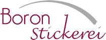 www.boron-stickerei.de-Logo